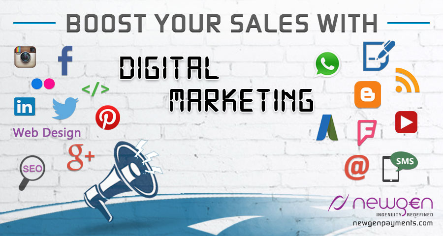 Boost your Sales with Digital Marketing – Lessons from Leading Brands