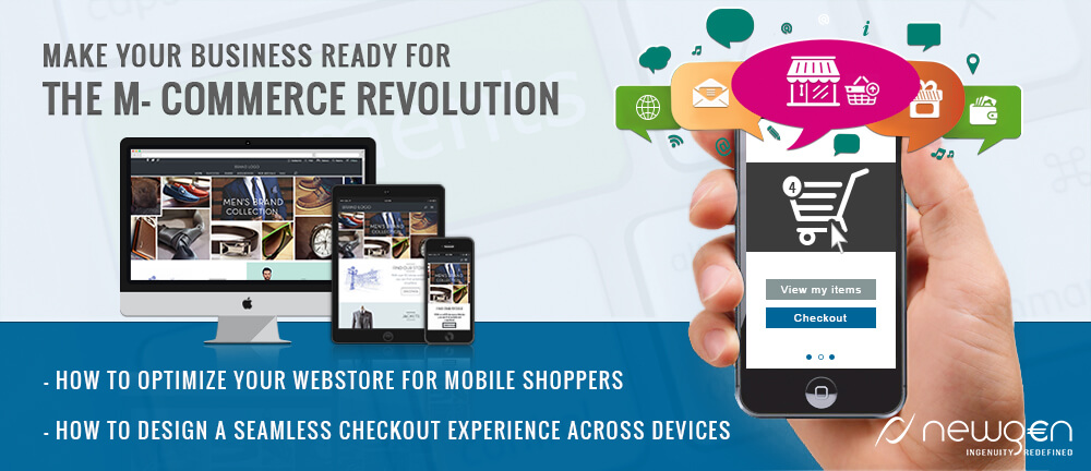 Make your business ready for the M-Commerce revolution